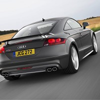 Limited edition Audi TT unveiled