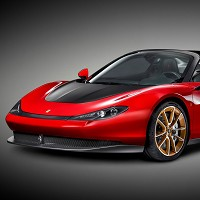 New Ferrari limited to only 6 vehicles