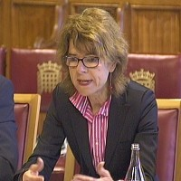 Vicky Pryce back in public eye