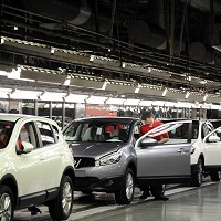 UK car production jumps by 10%