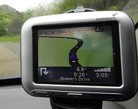 IBM designs sat nav radio link