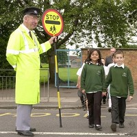 Firefighters to teach road safety