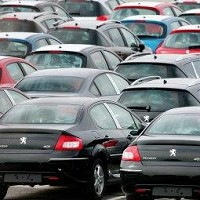 New car sales figures increase