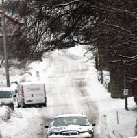 Drivers hit by snow disruptions