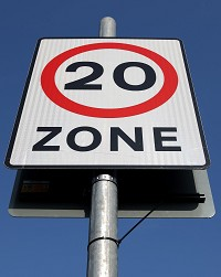 Councils urged to lower speed limit