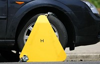 'Cowboy' wheelclamping crackdown
