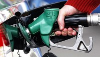 Fuel duty increases by 2p a litre