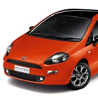 Sporting return for supermini Punto