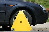 More motorists suffer wheelclamping