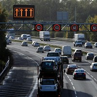 Traffic to run on M25 hard shoulder