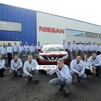 Nissan cashes in on Qashqai success