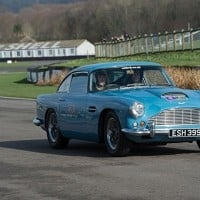 Aston Martin breaks UK sale record