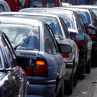 Traffic jams may double by 2040