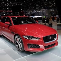 First look at new Jaguar XE