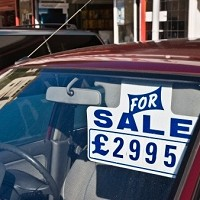 Price of nearly new cars soars