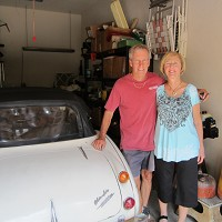 Stolen car found after 42 years