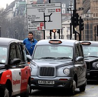 Taxi protest to cause London chaos