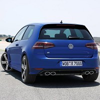 New Golf is quickest off the mark