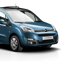 Cheer up with the new Berlingo
