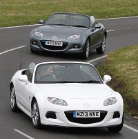 Mazda MX-5 claims reliability award