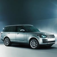 First images of new 4x4 Range Rover