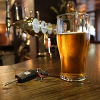 240 deaths from drink-drive accidents