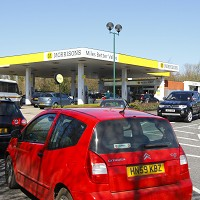 Fuel costs hit family spending
