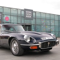 Georgie Best's Jag to be sold
