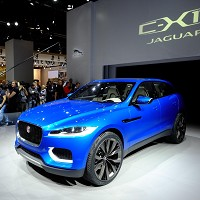 Jaguar to plug a gap with new SUV