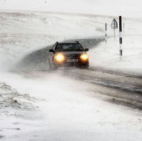 Drivers warned of wintry conditions