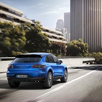 Macan helps Porsche achieve record sales
