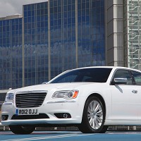 Chrysler unveils new models in UK