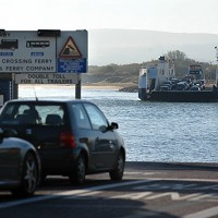 Expert driver provides ferry tips