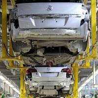 Vehicle sector enjoys bumper year