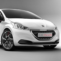 New Peugeot hybrid needs no plug-in