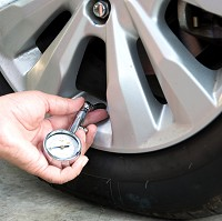 Tyre pressure causing MOT failures