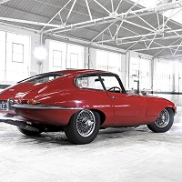 Jaguar E-Type is drivers' favourite