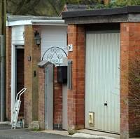 Garages 'no longer home to cars'