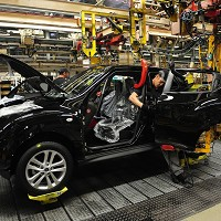 Car makers to break factory records