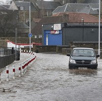 Storm Frank threatens misery for motorists