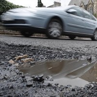 Crumbling roads 'may have to close'