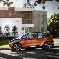 BMW goes all electric with the i3