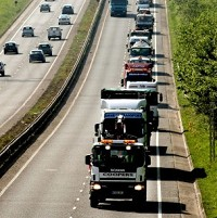 Truckers get green light to drive faster