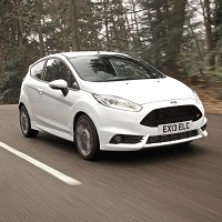 Car of the year award for Fiesta ST