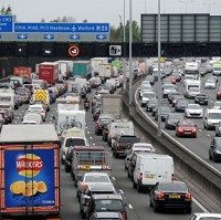 Traffic jams costing industry billions