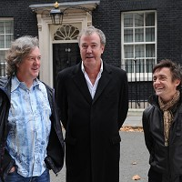 TV trio in new Top Gear deal