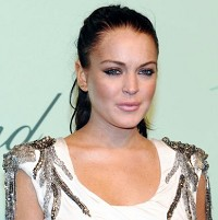 Lindsay Lohan's mum denies charges