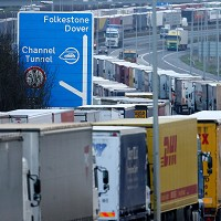Foreign lorries face £1,000 charge