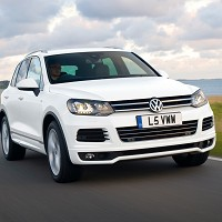 Touareg R-Line introduced by VW