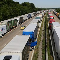 Call to improve security for Calais drivers